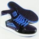 Zapas Lakai Telford purple/black patent leather