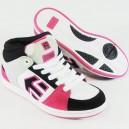 Zapas Etnies Rookie white/grey/pink