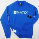 Sweater Matix Monolin Crew royal
