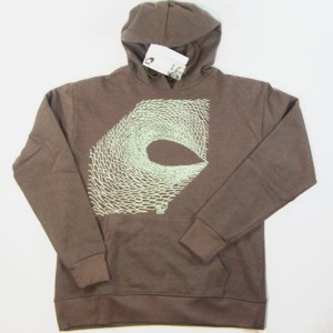 Sudadera Lenta Chovi warm grey S