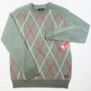 Sweater Matix Chessmaster heather grey