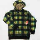 Sudadera Matix Isolation earth