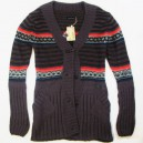 Sweater Loreak Mendian Cardigan Bimba rat