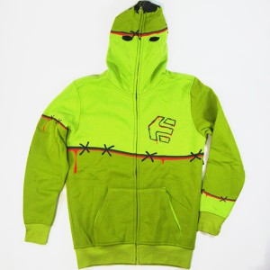 Sudadera Etnies Monster High green