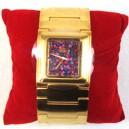 Reloj KanaBeach Boo gold/flowers