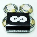 Ruedas Universal 52mm 101a metallic WIDE