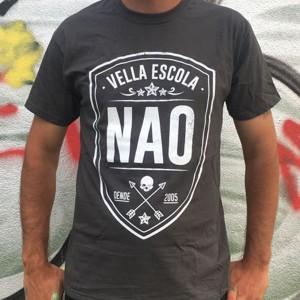 NAO - Escudo branco