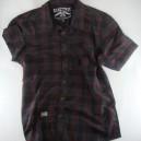 Camisa Electric Gravier black