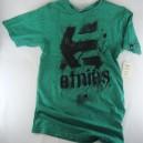 Camiseta Etnies Smoulder army