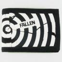 Cartera Fallen Velcro Bullseye black/white